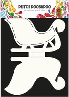 DDBD Dutch Card Art Stencil 470.713.506 Slee