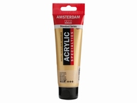 Talens Amsterdam standard specialties 120ml; 802 Lichtgoud 120ml