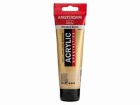 Talens Amsterdam standard specialties 120ml; 802 Lichtgoud