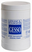 Lefranc&Bourgeois Gesso universele primer 1 liter 351338 1000ml