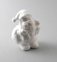 Styropor kerstman art. VA21387 17,5cm