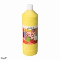 Dactacolor plakkaatverf 02071-01-LichtGeel 1 liter