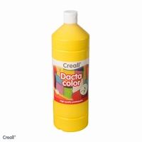 Dactacolor plakkaatverf 02072-02-Geel 1 liter