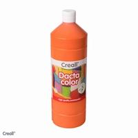 Dactacolor plakkaatverf 02074-04-Oranje 1 liter