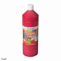 Dactacolor plakkaatverf 02077-07-Rood 1 liter
