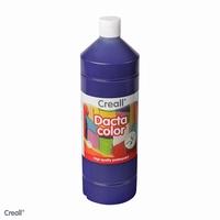 Dactacolor plakkaatverf 02079-09-Paars 1 liter