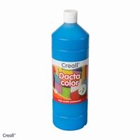 Dactacolor plakkaatverf 02080-10-Blauw 1 liter