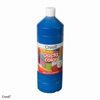 Dactacolor plakkaatverf 02081-11-DonkerBlauw 1 liter