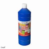Dactacolor plakkaatverf 02082-12-Ultramarijn 1 liter