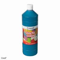 Dactacolor plakkaatverf 02083-13-Turquoise 1 liter
