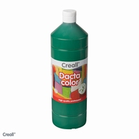Dactacolor plakkaatverf 02086-16-Donker Groen 1 liter