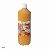 Dactacolor plakkaatverf 02087-17-Oker 1 liter