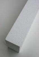 Styropor/Piepschuim balk/sokkel 5x5x50cm