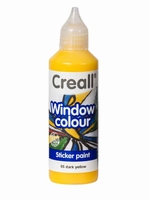 Creall glass 20505 window color Donkergeel 80 ml