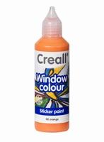 Creall glass 20508 window color Oranje