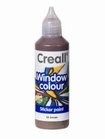 Creall glass 20555 window color Bruin