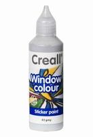 Creall glass 20563 window color Grijs