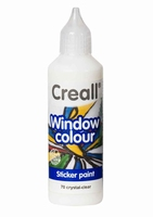 Creall glass 20570 window color Crystalclear/ Kristalhelder