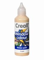 Creall glass 20573 window color Goud