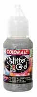 Collall/Colorall 3D Deco Glittergel DG02 Zilver 50ml