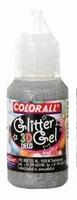 Collall/Colorall 3D Deco Glittergel DG02 Zilver