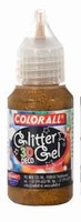 Collall/Colorall 3D Deco Glittergel DG01 Goud 50ml