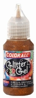 Collall/Colorall 3D Deco Glittergel DG03 Koper 50ml