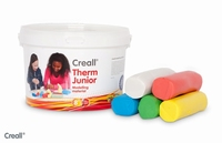 Creall Therm Junior ass. kleuren 03018 (polymer klei) 2000gr