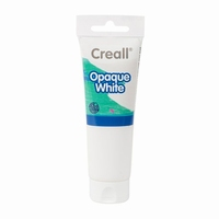 Creall 32001 Opaque White, dekwit 120ml
