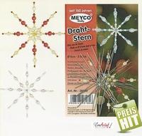 Meyco 28181 Draadsterren 10cm 10cm / 5 stuks