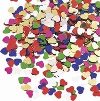 Knorr Prandell 218377-230 Hartjes 5mm aluminium ass. kleuren circa 20gram
