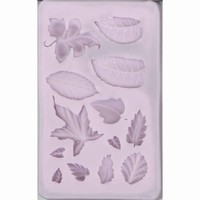 Siliconen vorm food proof DH788702-116 Leaves Bladeren