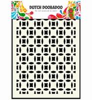 Dutch Doobadoo Mask Art stencil 470.715.019 Small Circles