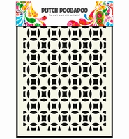 Dutch Doobadoo Mask Art stencil 470.715.019 Small Circles