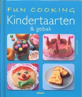 Fun Cooking: Kindertaarten isbn: 9044731460