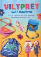Viltpret voor kinderen isbn: 9044727548 paperback