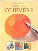 Boek: Basiscursus Schilderen met olieverf isbn:9044715361 A4 paperback