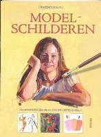 Boek: Basiscursus Modelschilderen isbn: 9044727555 A4 paperback