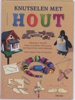 Boek: Knutselen met Hout isbn: 9044725001 A4 gebonden