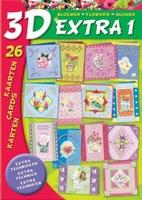 3D Extra 01 bloemenboek
