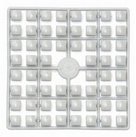 PixelXL matje 11277 Grijs licht  6cm/60 XLpixels