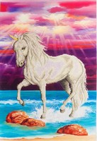 Diamond Dotz DD12.005 Magical Unicorn 51x77cm