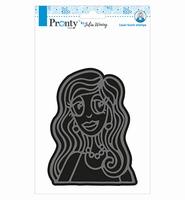 Pronty 494904004 Julia Woning Foam stamps Classy Love