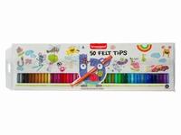 Bruynzeel Kids 60121050 etui 50 viltstiften