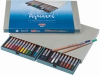 Bruynzeel Design Aquarelpotloden box 24stuks 8835H24