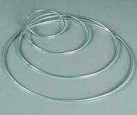Metalen ring 20cm dikte 3mm