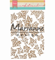 Marianne Design Mask stencil PS8009 Tiny's Leaves
