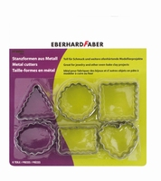 Uitsteekvormen in blister, Eberhard Faber basis geribbeld