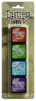 Ranger Distress Ink mini kit 2 TDPK40323 set van 4 stuks