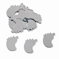 Spiegel decoratie voetjes (links) 8002-560 Knorr Prandell 3cm/12stuks